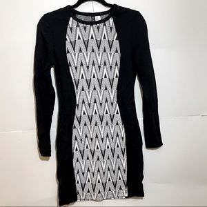 Divided bodycon (8))